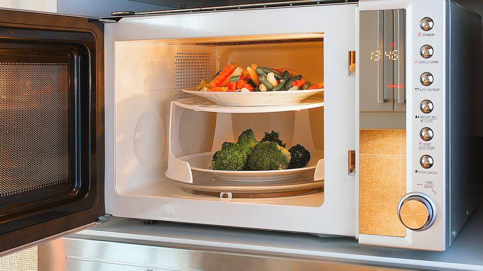 Cómo cocinar recetas rápidas y sanas en el microondas