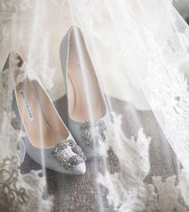 Stai per sposarti? Ecco 10 cose da sapere per trovare le scarpe da sposa perfett