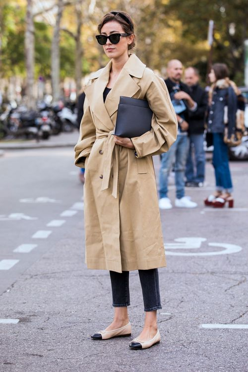 new styles da430 2e5cf Trenchcoat kombinieren: So wird euer Mantel-Look mega stylisch