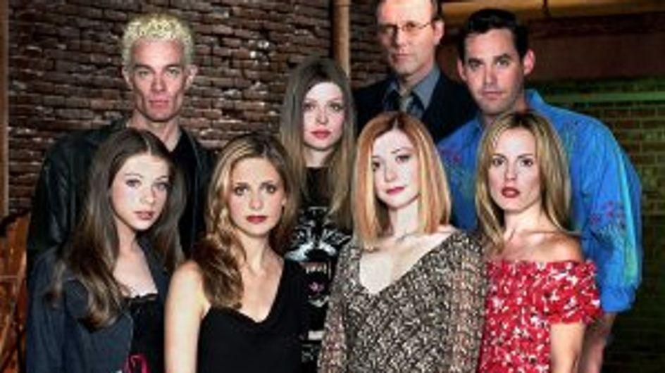 Le casting de Buffy contre les vampires se retrouve et nous file un sacré coup de vieux ! (photos)