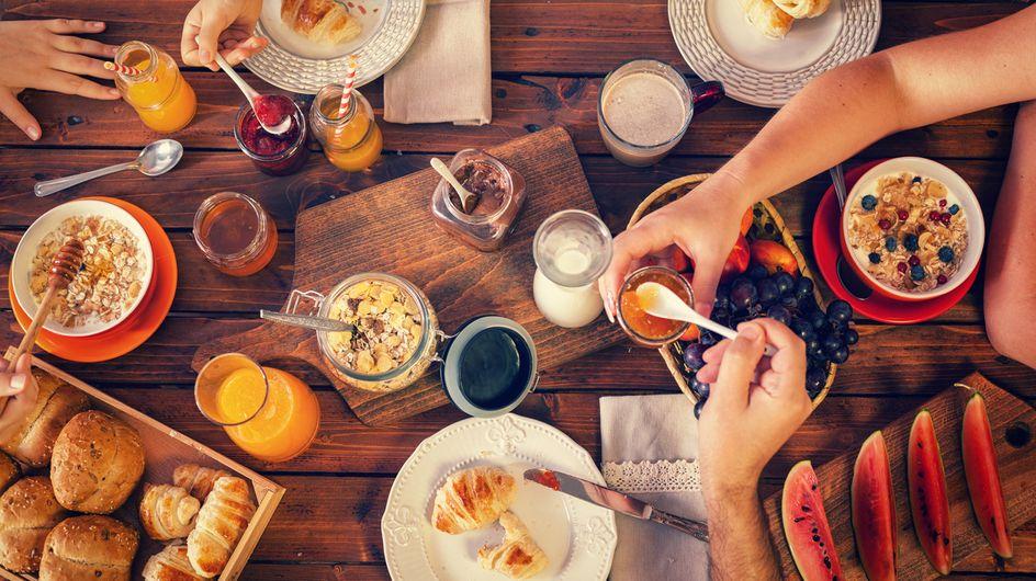 Tous les secrets d'un brunch healthy