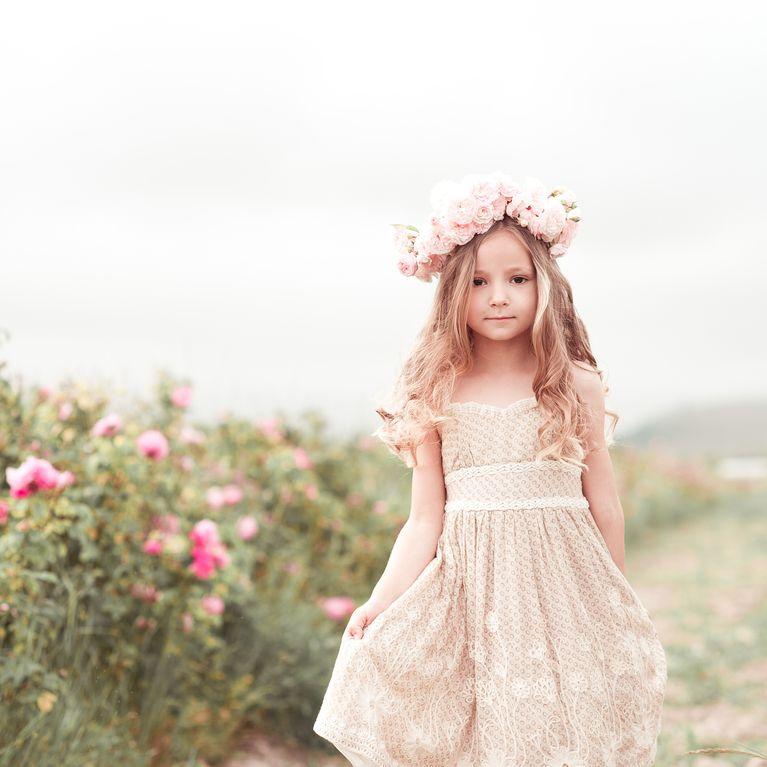 cheaper c8125 79af6 Vestiti eleganti per bambine: i più bei modelli online