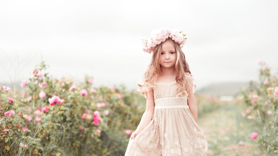 Vestiti eleganti per bambine: i più bei modelli online a meno di 25 €