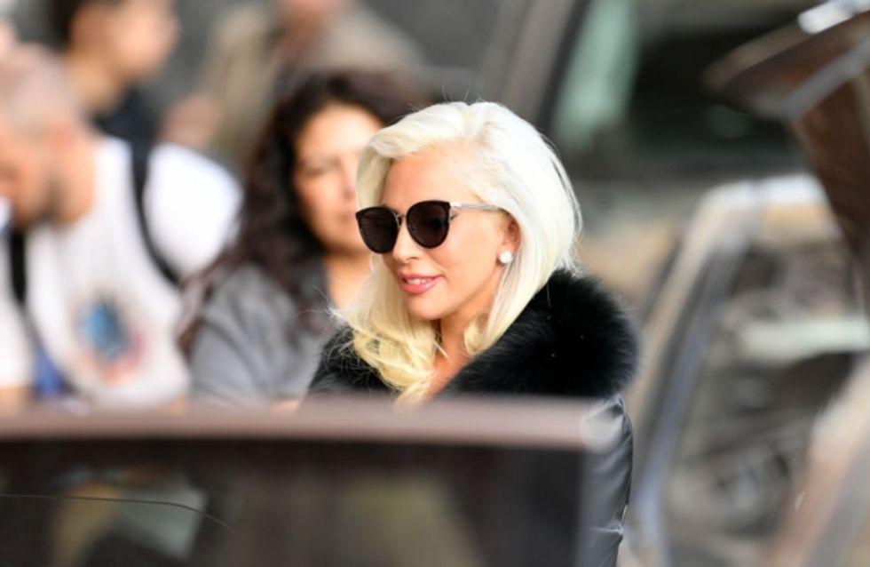 Sans Maquillage Lady Gaga éblouit Ses Fans Sur Instagram