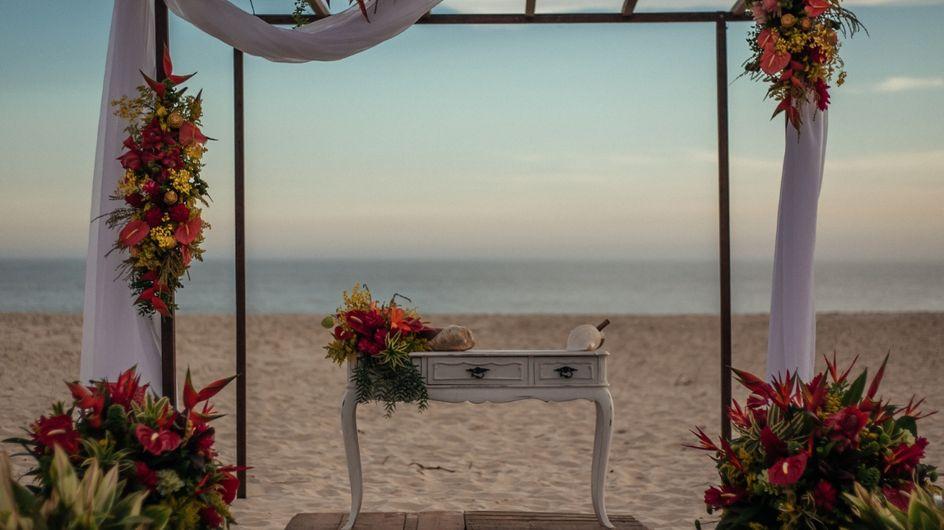 Matrimonio in spiaggia: 4 consigli per una festa indimenticabile