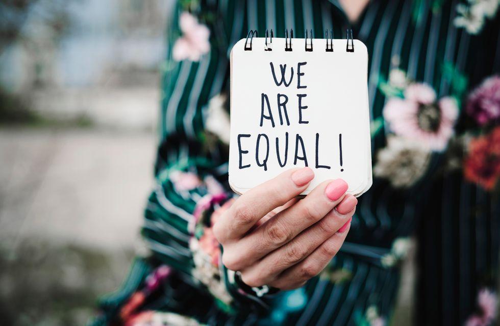 10 imágenes sobre la desigualdad de género que te harán reflexionar