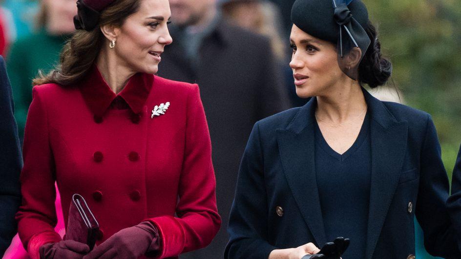 Kate Middleton et Meghan Markle, les retrouvailles tant attendues