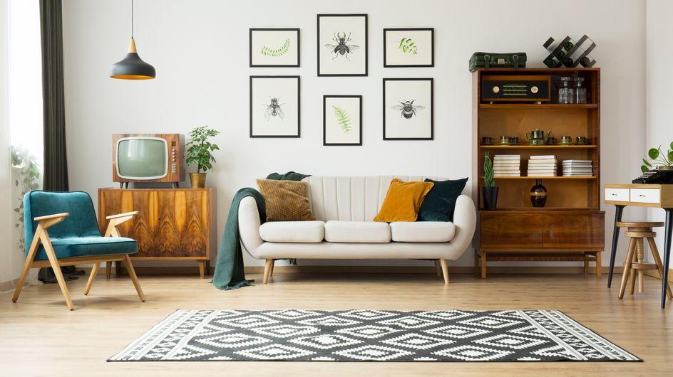 Decorazione retrò: come dare un tocco vintage alla tua casa