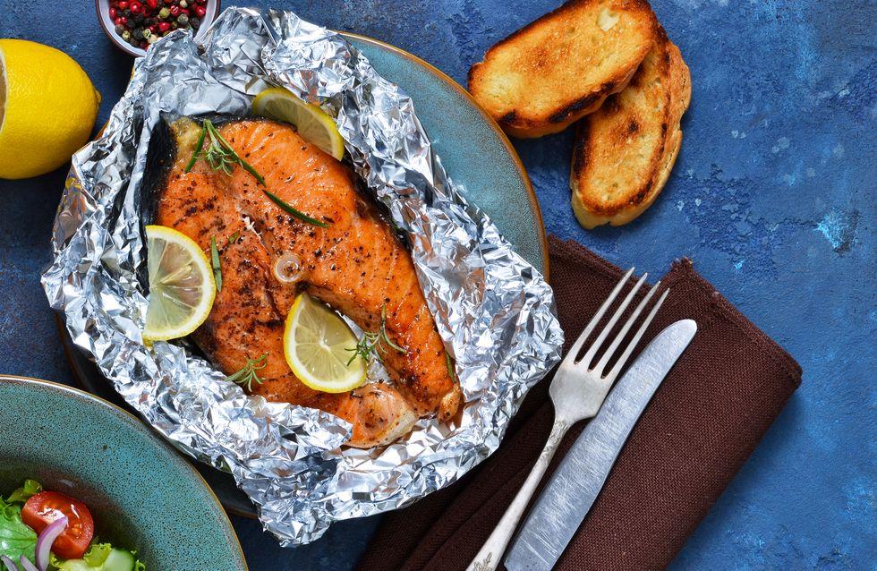 Gesundes vom Rost: Die leckersten Grill-Rezepte mit Fisch