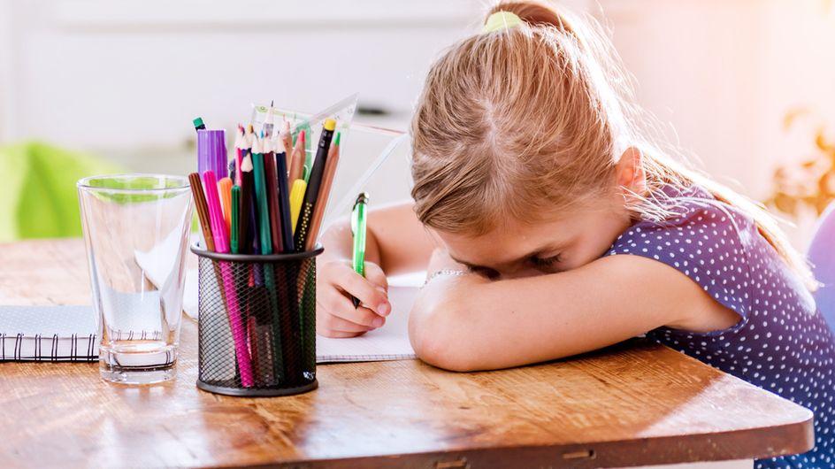 """""""Hilf mir, Mama!"""" 6 Tipps, die deinem Kind Hausaufgaben erleichtern"""