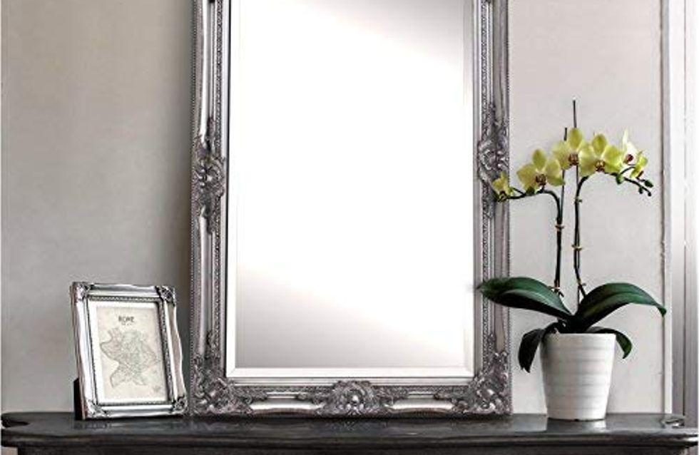 5 specchi originali per decorare un bel muro