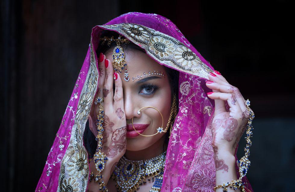 10 robes de mariée sublimes à travers le monde (Photos)