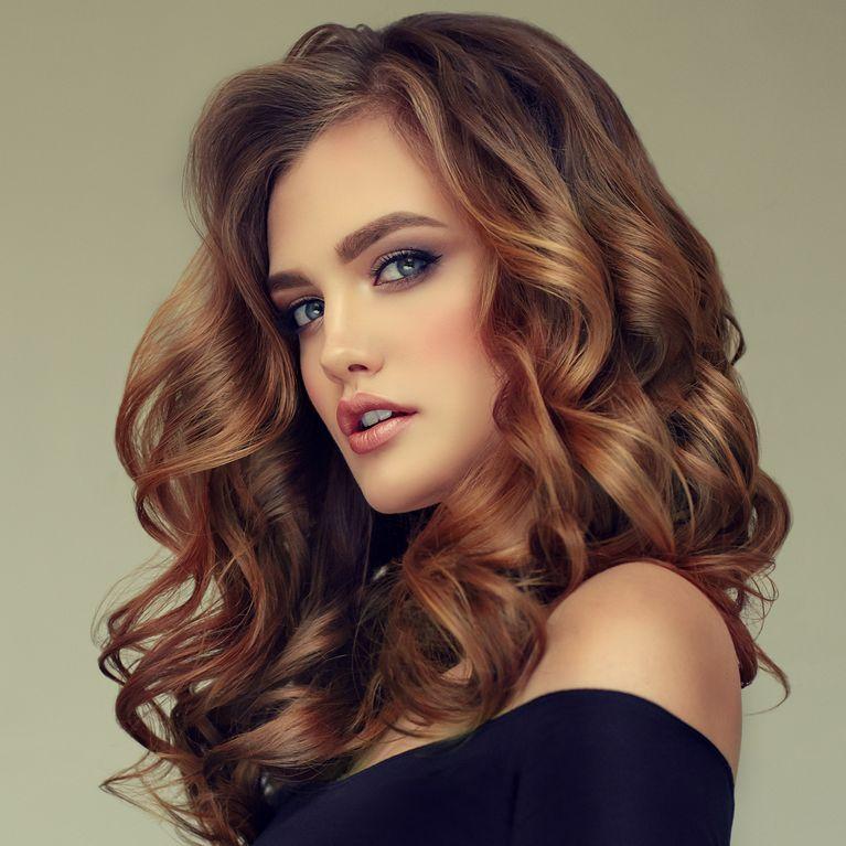 Como cuidar el pelo largo ondulado