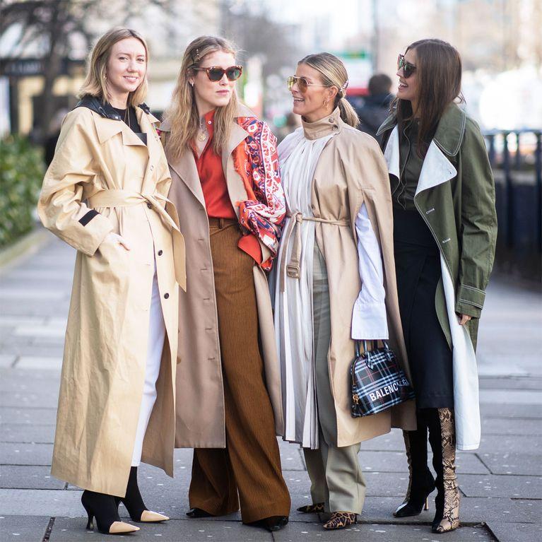 Trenchcoat kombinieren: So wird euer Mantel Look mega stylisch