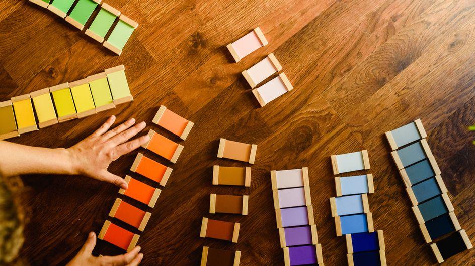 Notre sélection de jeux Montessori, conçus pour les 3-6 ans