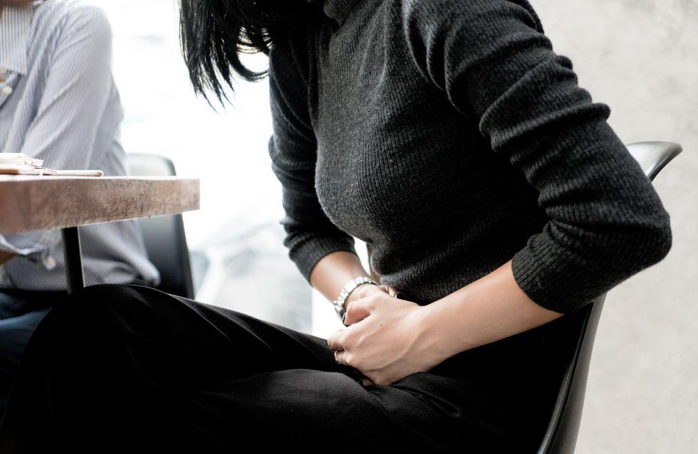 Pour 62% des Français, les règles peuvent gêner le travail des femmes