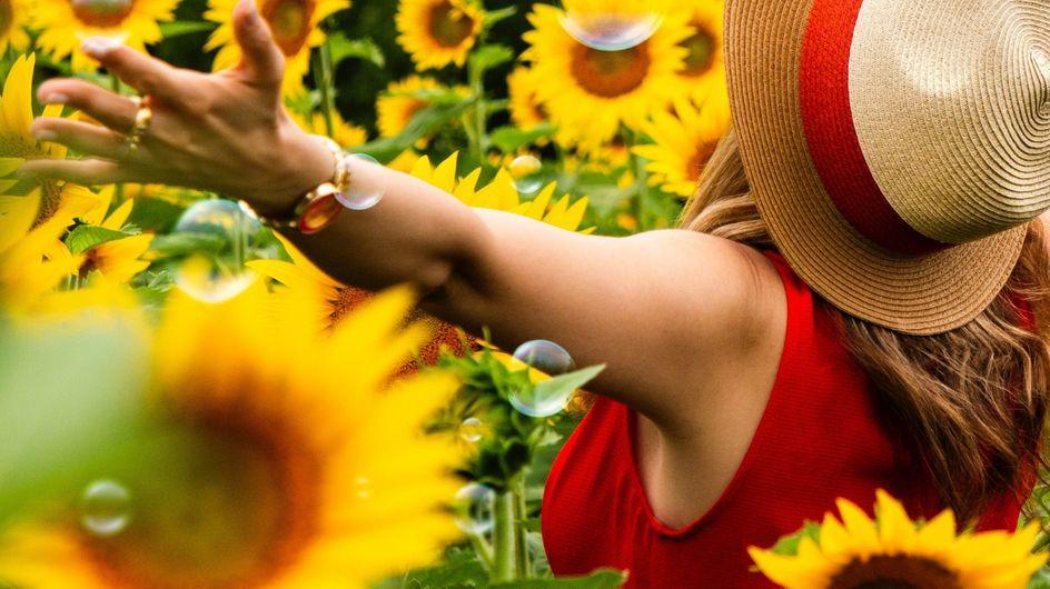 Test sulla personalità: come ti trasformi quando arriva la primavera?