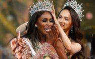 Elle devient la première femme noire transgenre couronnée de ce concours de beau