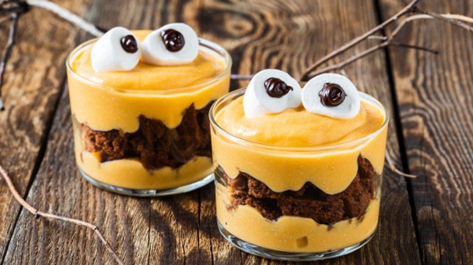 20 recettes pour un menu d'Halloween