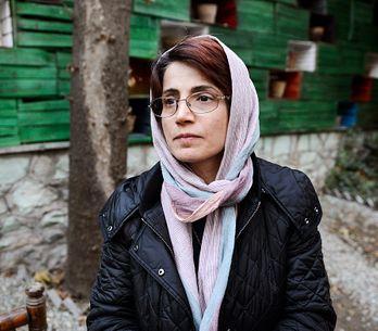 Nasrin Sotoudeh, avocate iranienne et militante des droits humains, condamnée à