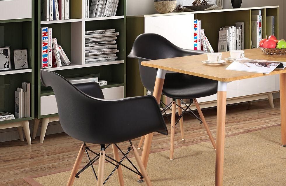 Notre sélection de jolies chaises pour votre salle à manger !