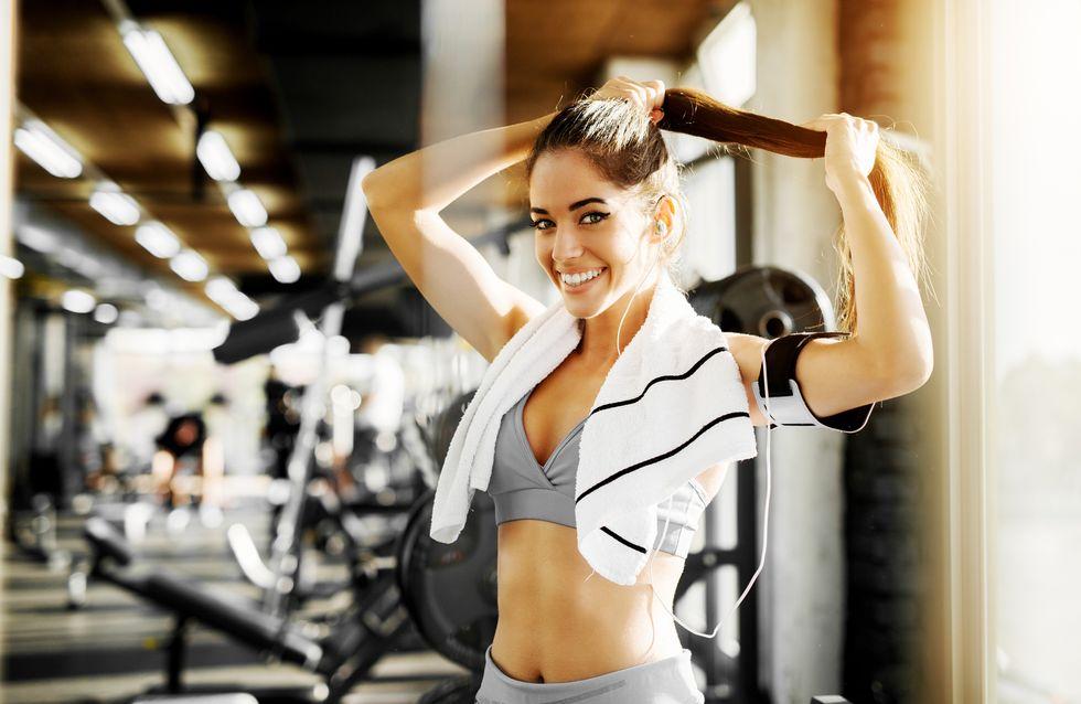 Devuélvele a tu piel la energía después del gym