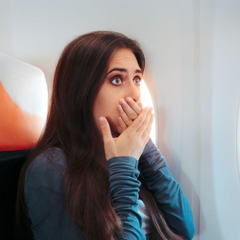 Elle oublie son bébé à l'aéroport, l'avion fait demi-tour