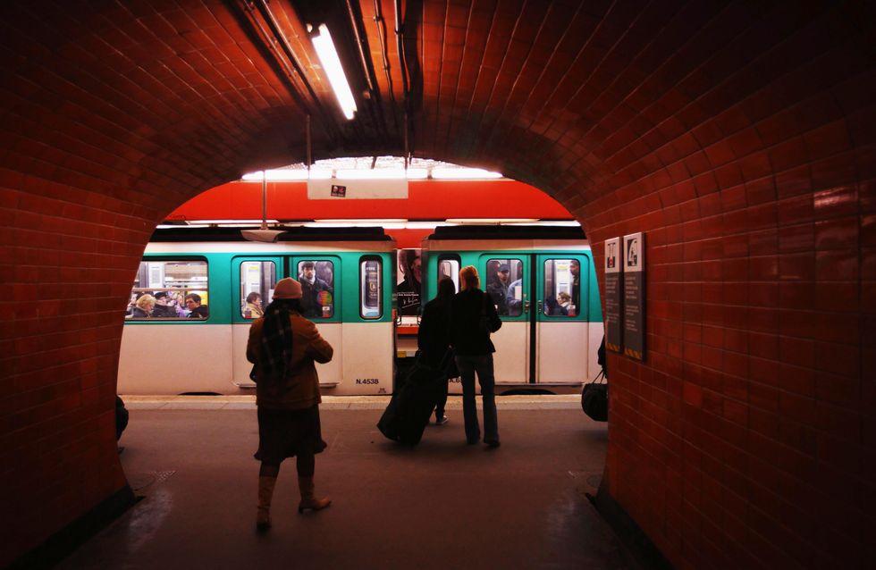 A Paris, l'air du métro est jusqu'à 30 fois plus pollué que dans les rues