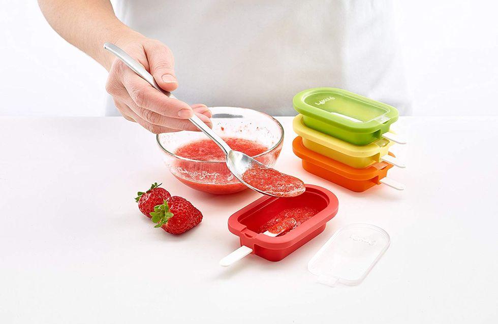 Prepara i tuoi ghiaccioli artigianali in casa, per l'arrivo della primavera!