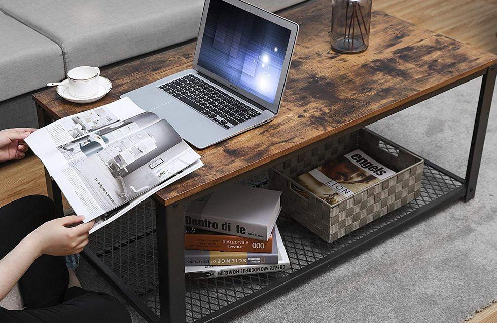 Une jolie table basse : un indispensable pour un salon canon !