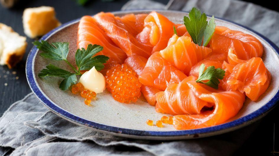 Avec quoi accompagner le saumon fumé ?