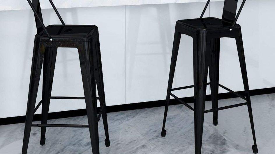 Notre sélection de chaises hautes et tabourets de bar