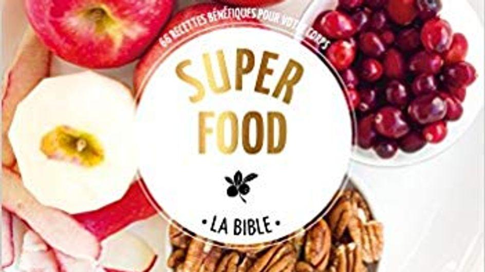 8 livres sur les super-aliments à feuilleter d'urgence !