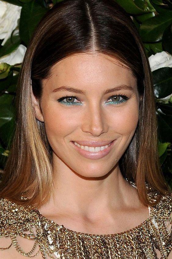 Addio tono Rubino  Trucco per donne more: 20 idee di make-up perfetto!