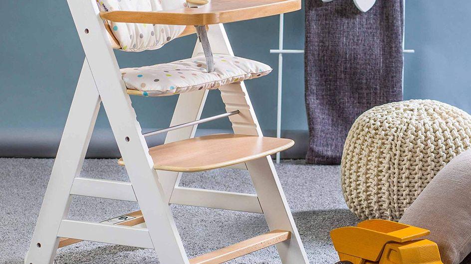 Les plus jolies chaises hautes pour faire manger bébé !