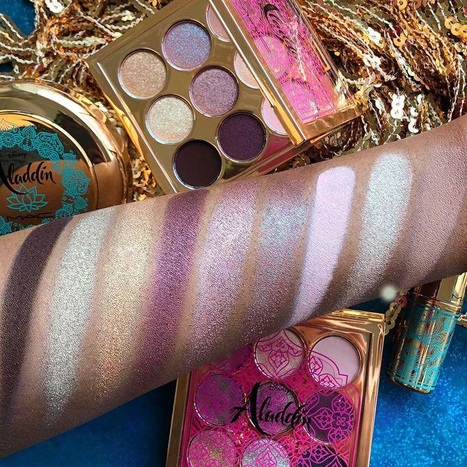 MAC Cosmetics x Aladdin, la collection Disney qui nous met des étoiles plein les yeux