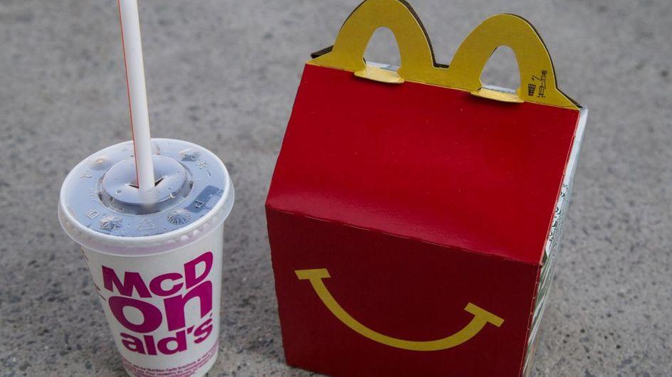 La fin du cheeseburger dans le Happy Meal chez McDonald's ?