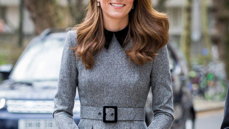 Kate Middleton, rayonnante pour une sortie en duo avec la reine