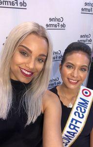 Alicia Aylies, Miss France 2017, change de look et passe au blond platine (Photos)