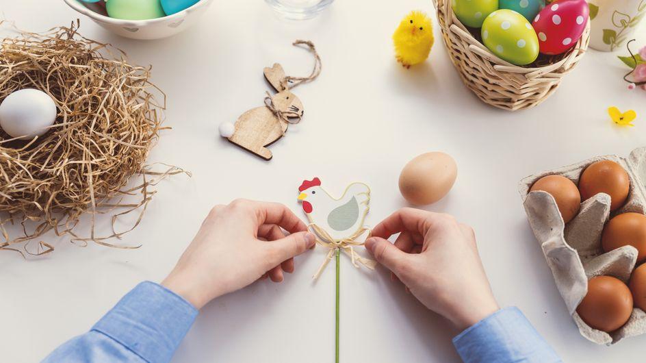 Notre sélection d'objets pour une jolie décoration de Pâques