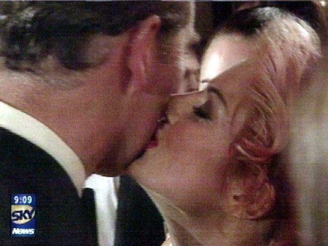 Geri Halliwell et le prince Charles
