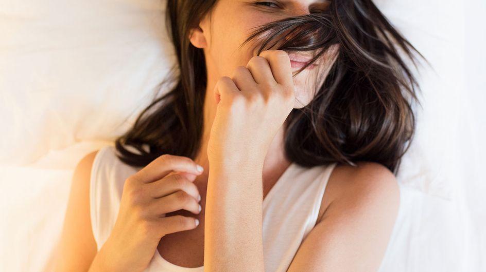 Frisuren zum Schlafen: SO solltest du deine Haare über Nacht tragen