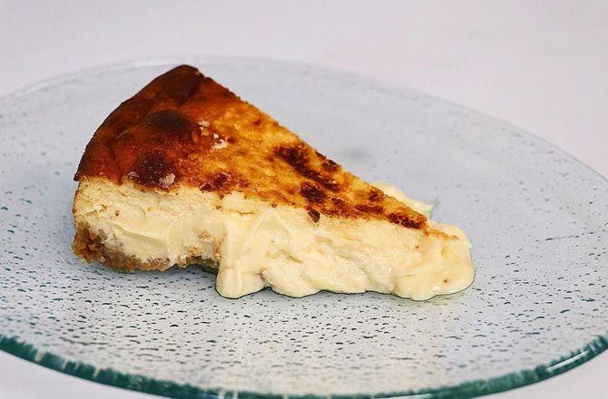 La tarta de queso de Carbón Negro