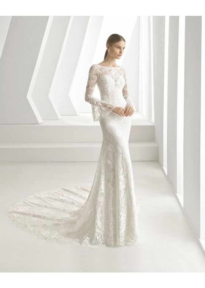 Matrimonio vintage: abito da sposa Rosa Claré