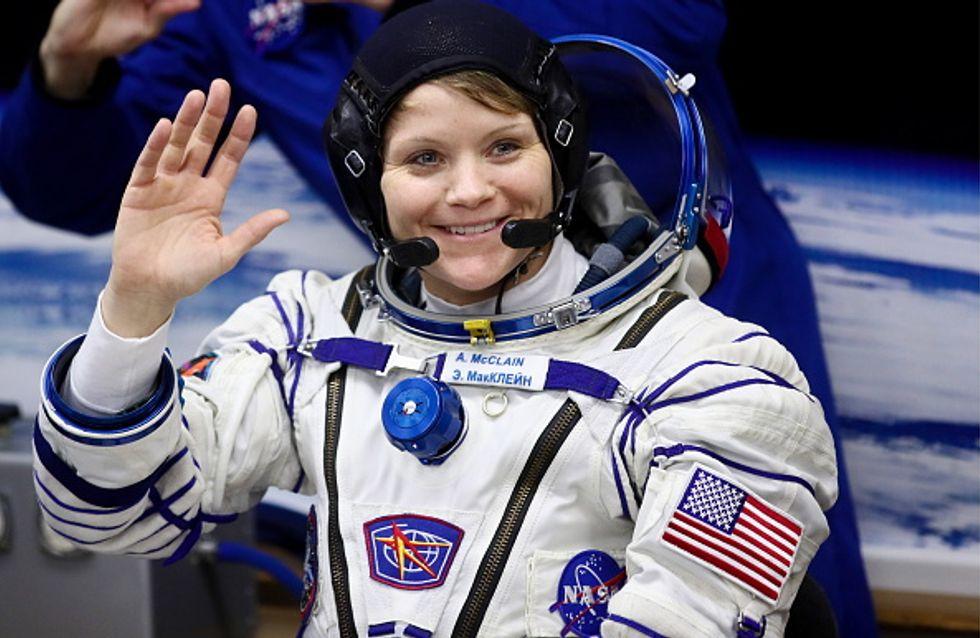 """La première sortie spatiale 100% féminine est annulée... faute de combinaisons taille """"M"""" !"""