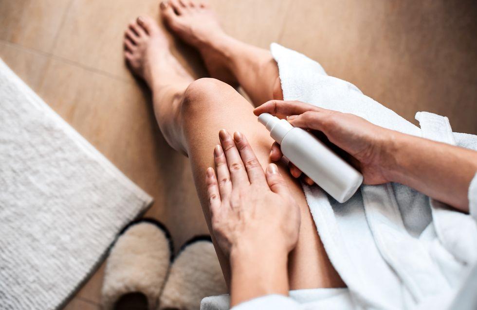 Massaggio anticellulite fai da te: ecco come farlo