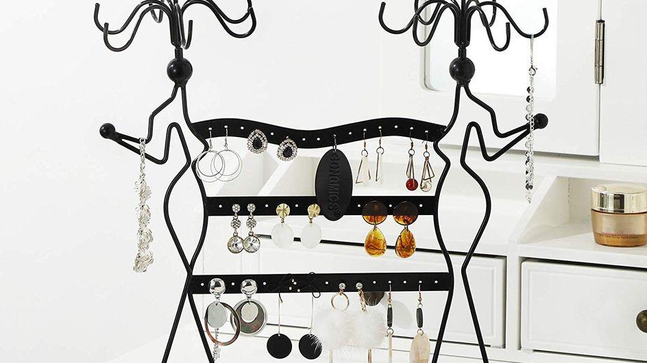 Notre sélection de porte-bijoux