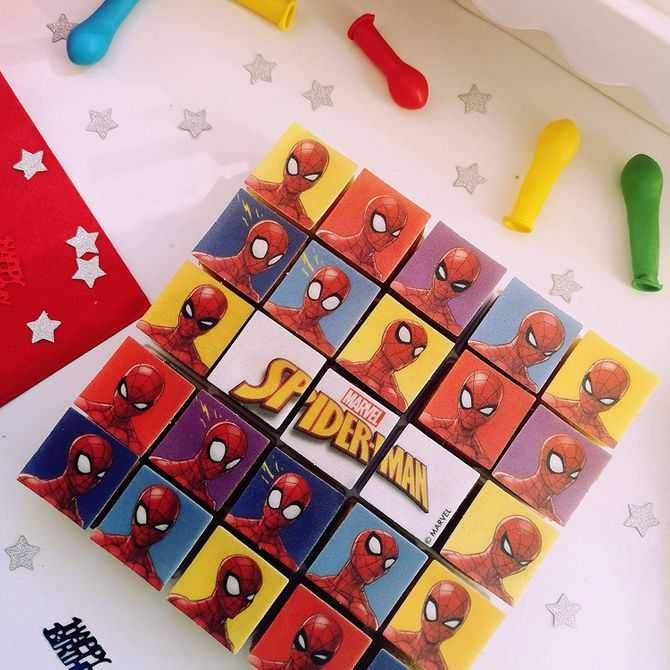 Pixcake Spiderman