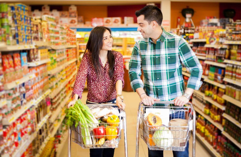 Au Canada, ce supermarché crée des caddies pour célibataires pour favoriser les rencontres