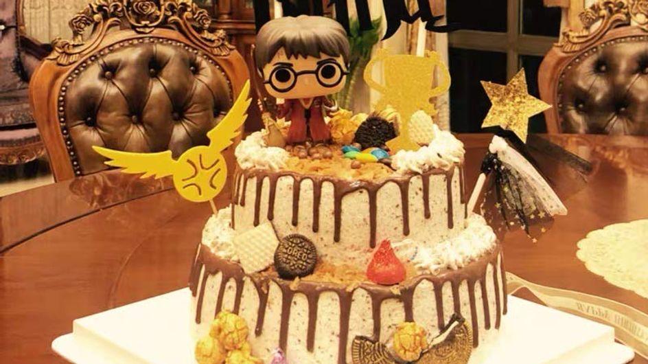 Un anniversaire sous le signe de Harry Potter